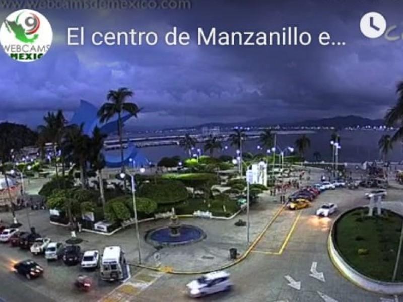 Cierran la navegación de embarcaciones pequeñas en Manzanillo