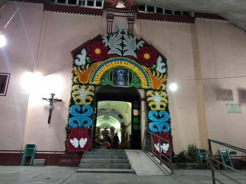Cierran nuevamenete iglesias en Tecamachalco por contagios de COVID-19