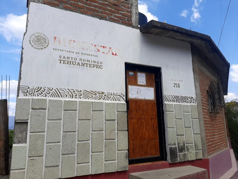 Cierran oficinas Bienestar Tehuantepec por sintomatologías de Covid-19 en personal