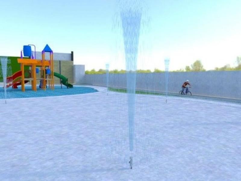 Cierran parque acuático en Milpa Alta recién inaugurado