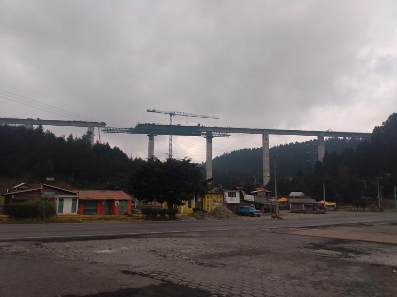 Cierran por segunda ocasión obras del Tren Interurbano México Toluca
