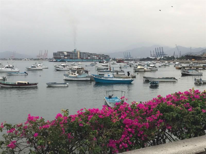 Cierran puerto de Manzanillo a embarcaciones menores por Covid19