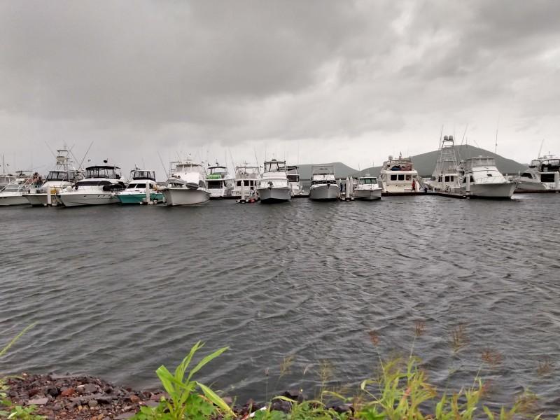 Cierran Puerto de Topolobampo por intensas lluvias