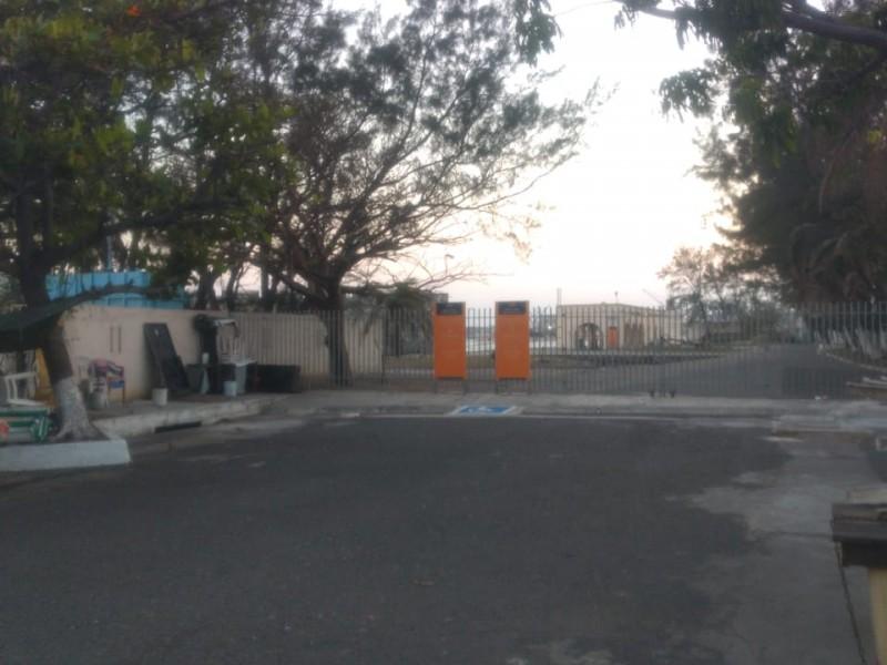 Cierran San Juan de Ulúa en Veracruz por Covid-19