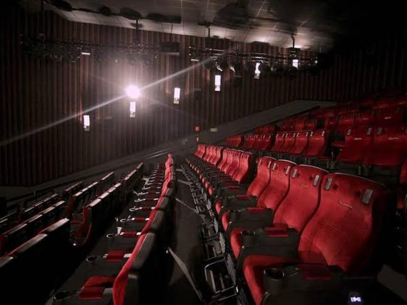 Cierran temporalmente cines en el país por coronavirus