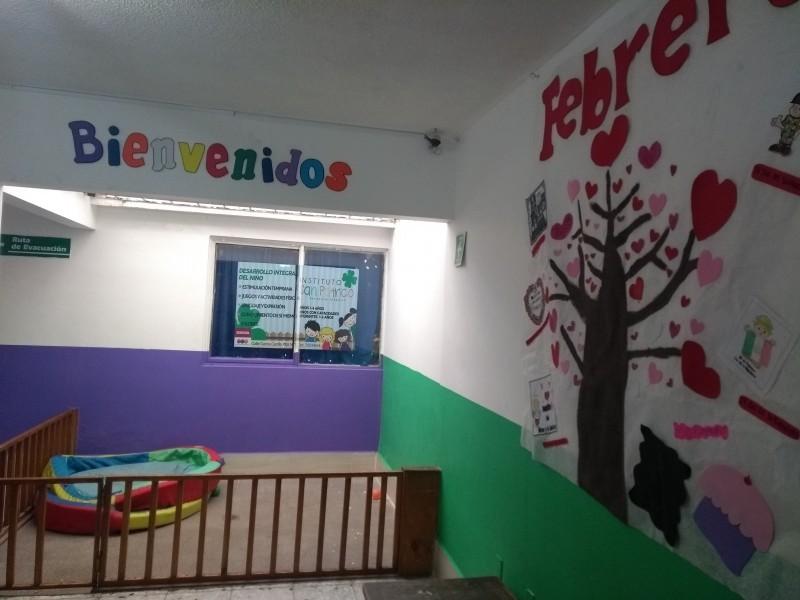 Cierran temporalmente  guarderías de Sedesol en Los Mochis