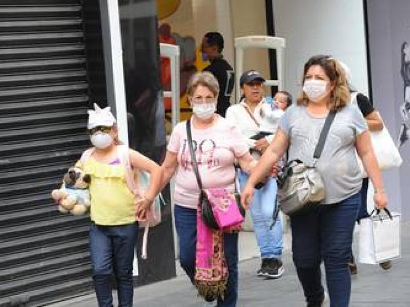 Cierran temporalmente plazas comerciales en Oaxaca por Covid-19