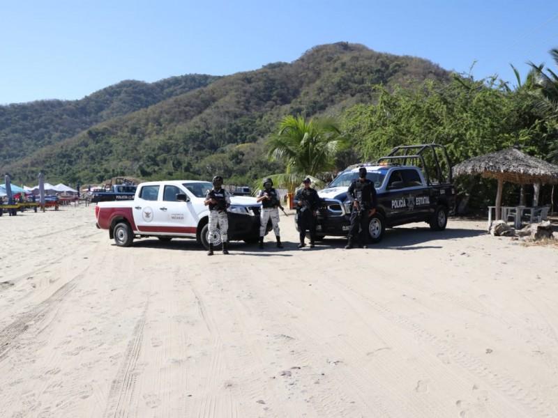 Cierran todas las playas del estado