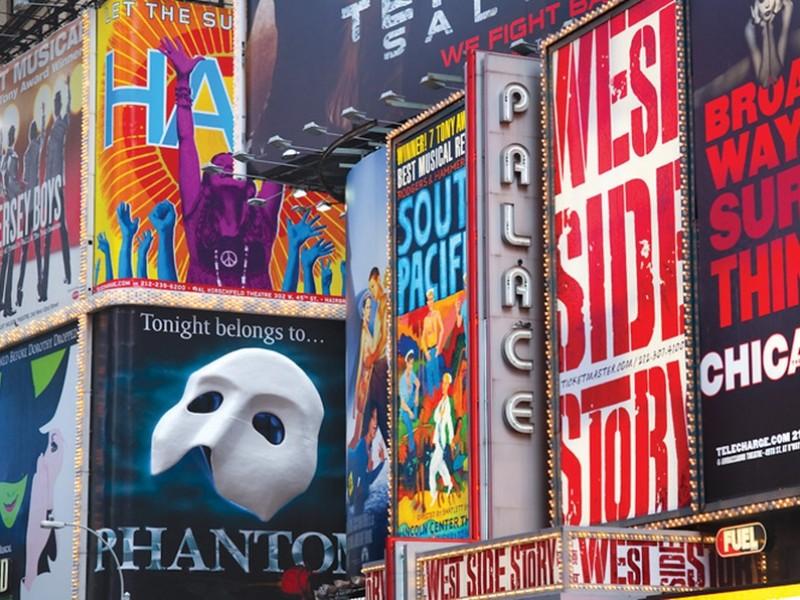 Cierre de Broadway por Covid se extiende hasta mayo 2021
