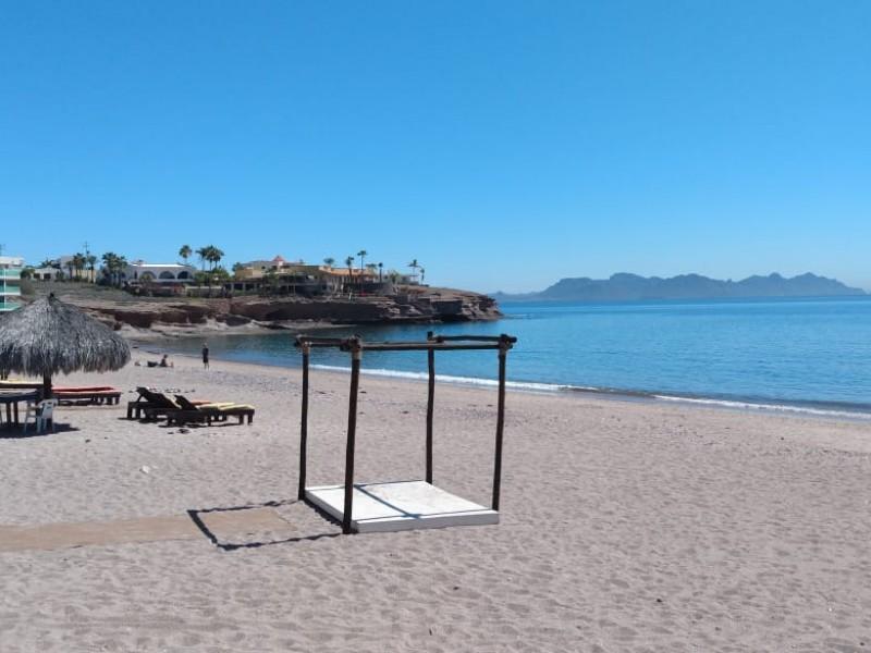 Cierre de playas en Semana Santa, golpe a la economía