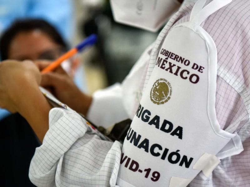 Cierres viales en inmediaciones de centros de vacunación en Querétaro