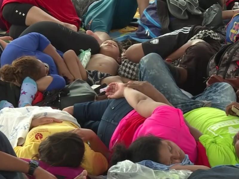 Cifra histórica, 2 mil 560 migrantes albergados
