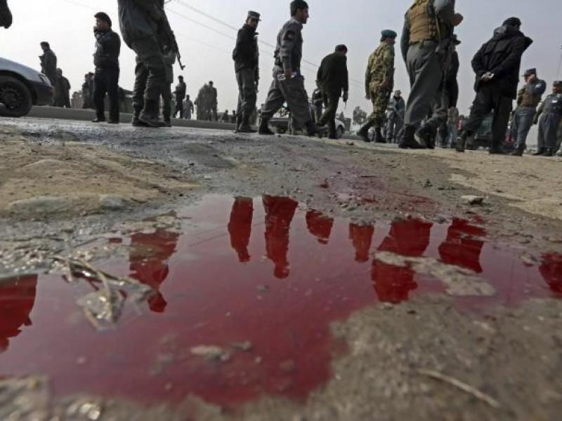 Cifra récord de muertos por violencia en Afganistán