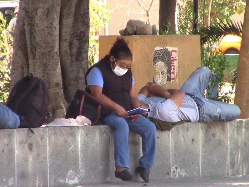 Cifras Covid aumentan 1285 casos en Oaxaca con semáforo naranja