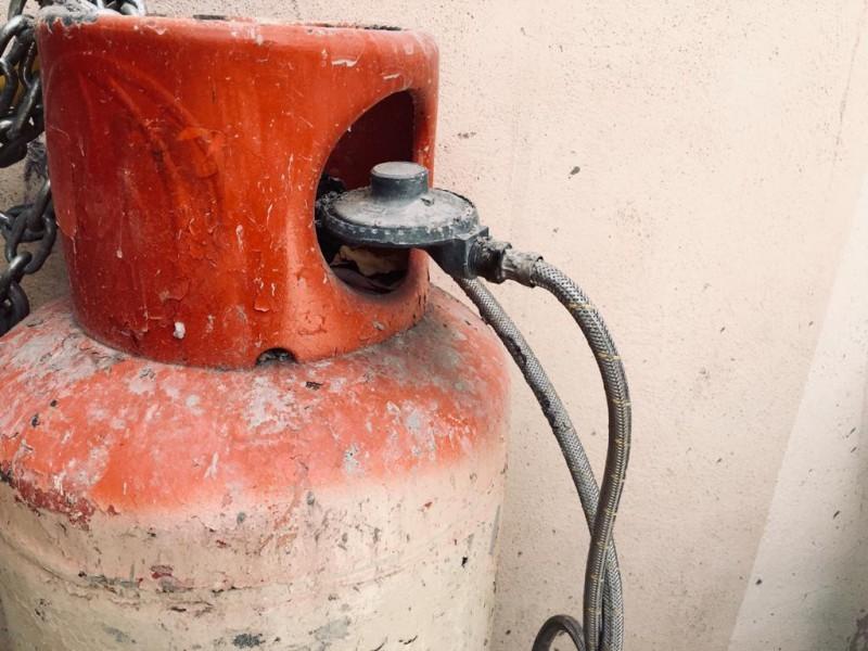 De diciembre a enero, el gas registra 6 incrementos