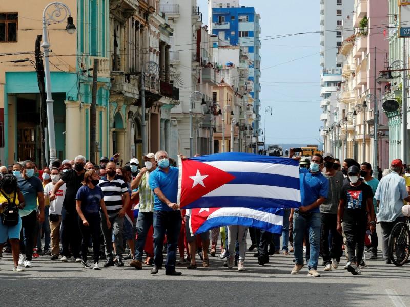 Cinco claves para entender las inéditas protestas antigubernamentales en Cuba