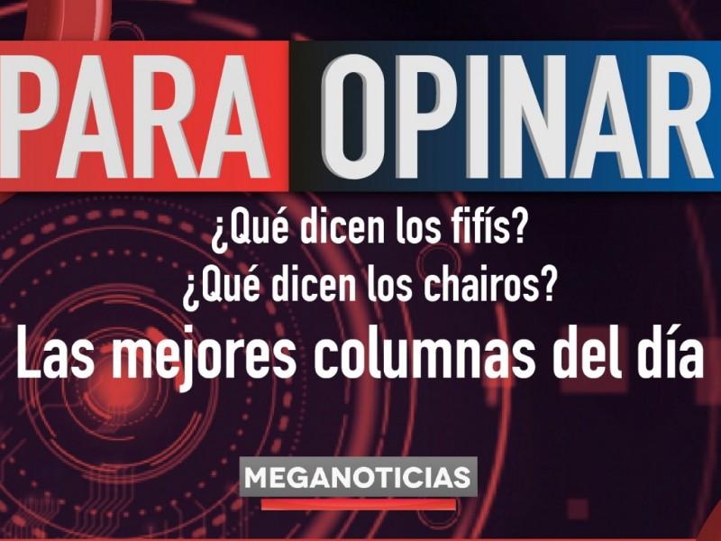 Cinco crisis en Palacio Nacional