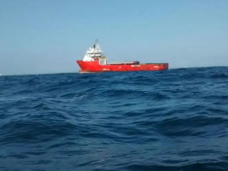 Cinco embarcaciones encallaron en zona arrecifal Lobos-Tuxpan