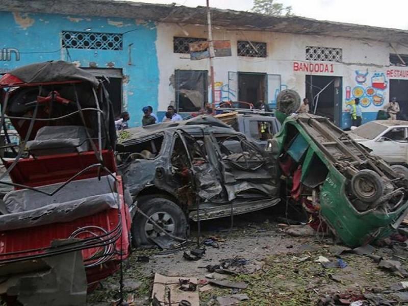 Cinco muertos tras ataque terrorista en un restaurante de Somalia