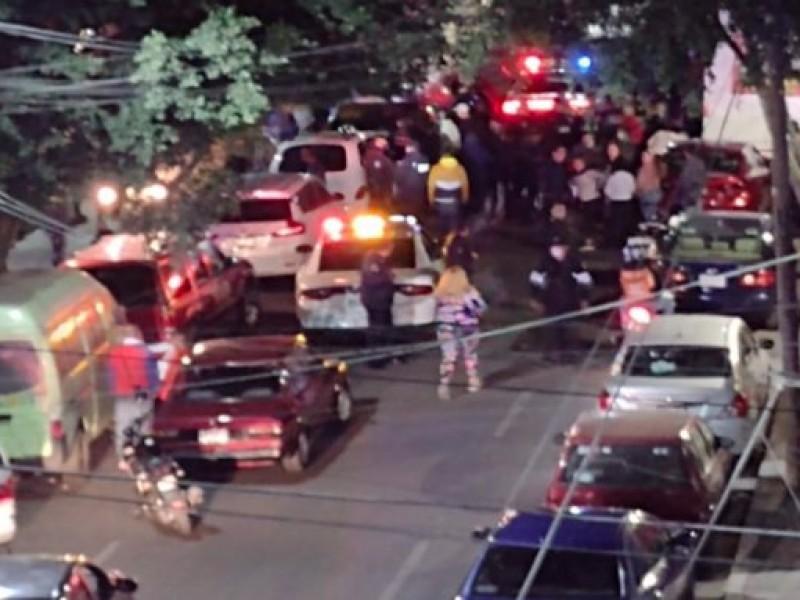 Cinco muertos tras balacera en Miguel Hidalgo