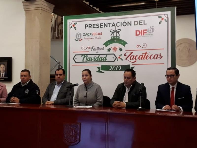 Circo navideño llegará a Zacatecas