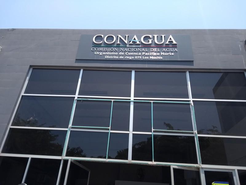 Circula en redes sociales comunicado presuntamente de CONAGUA