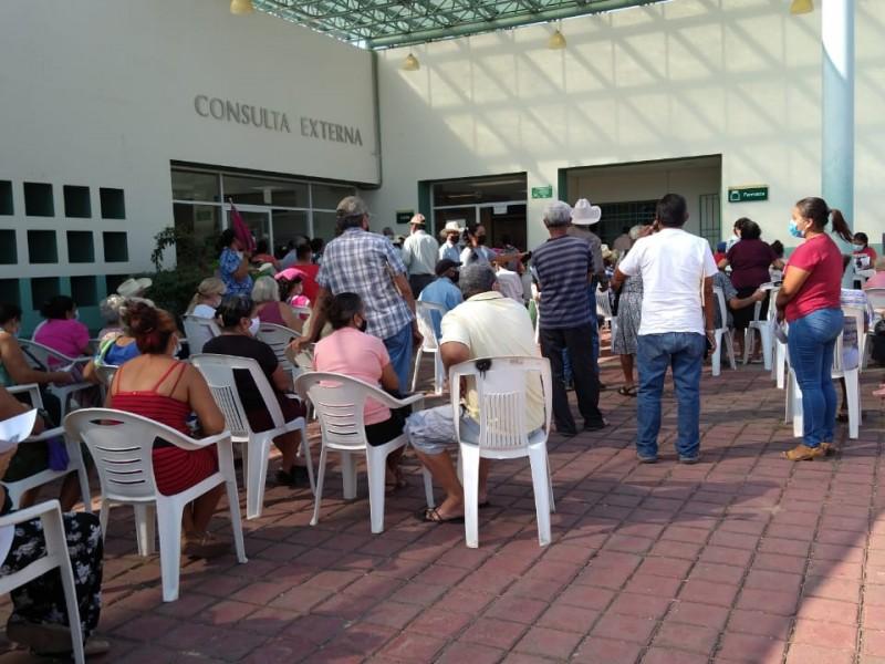 Citan para vacunación antiCovid-19 a 45 comunidades de La Unión