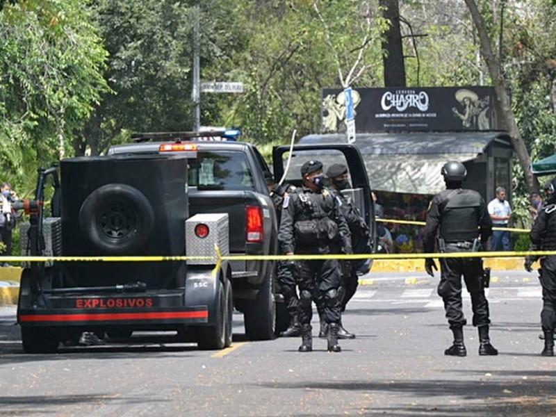 Ciudad de México, en alerta tras atentado contra Omar García