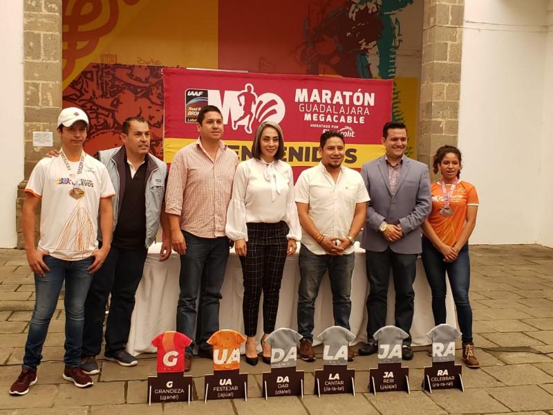 Ciudad Guzmán se contagia del Maratón Guadalajara Megacable