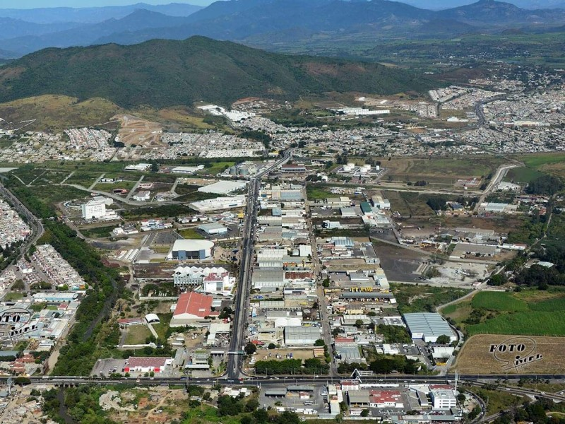Ciudad industrial abandonada, afirman empresarios