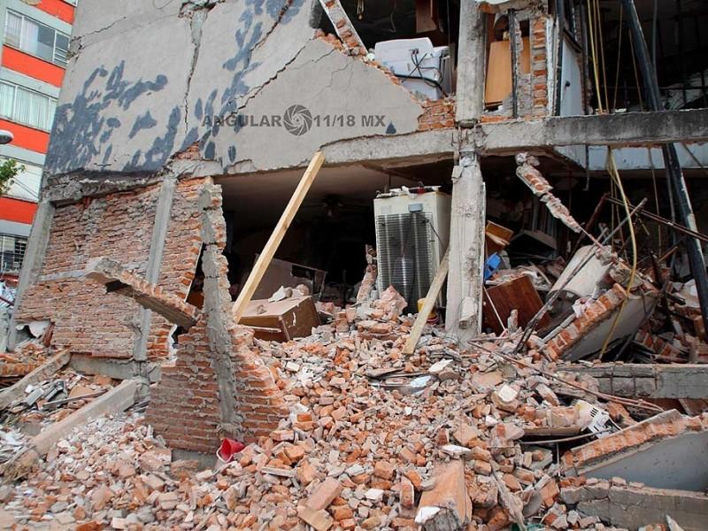 Ciudadanía desconoce protocolos para actuar ante sismos