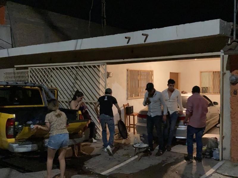 Ciudadanía en Madero y San Pedro ignora medidas sanitarias