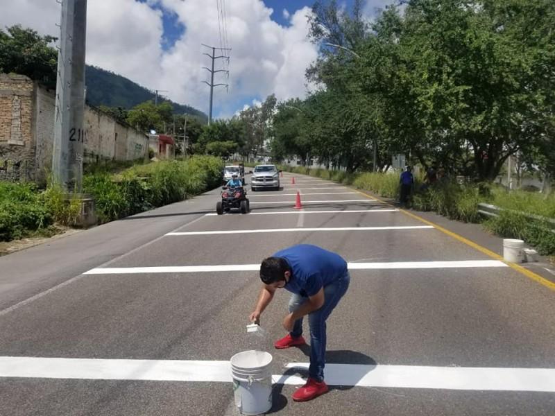 Ciudadanía impidIó instalación de semáforos en el libramiento