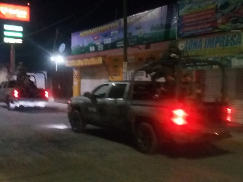 Ciudadania se siente segura con la Guardia Nacional