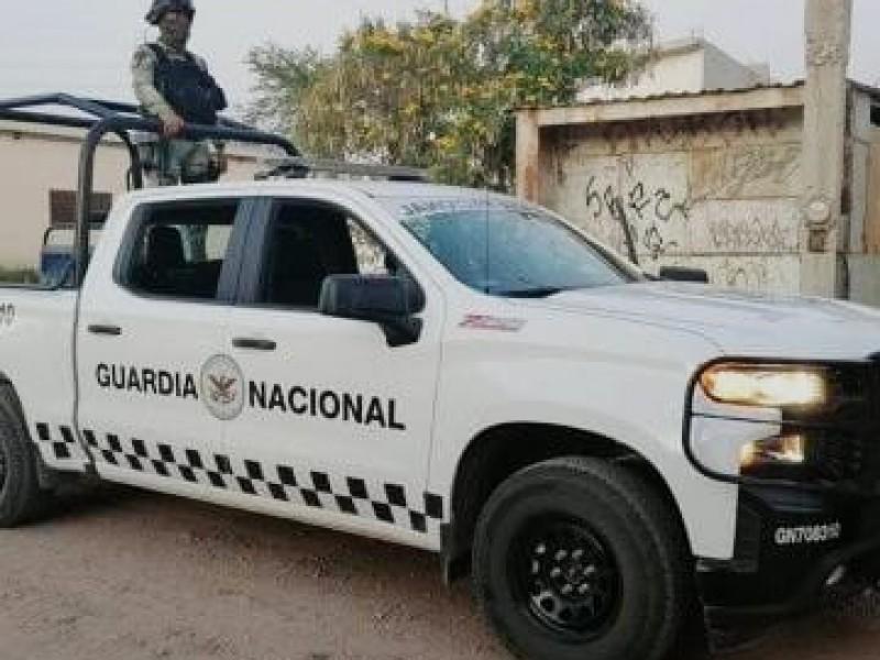 Ciudadanos confían en Guardia Nacional, esta va camino a militarización