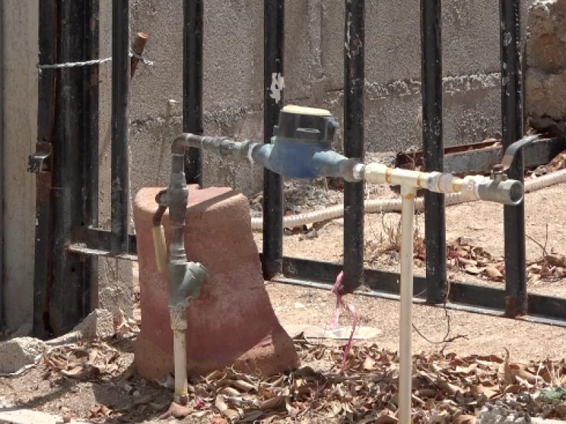 Ciudadanos denuncian falta de agua en colonias de CSL