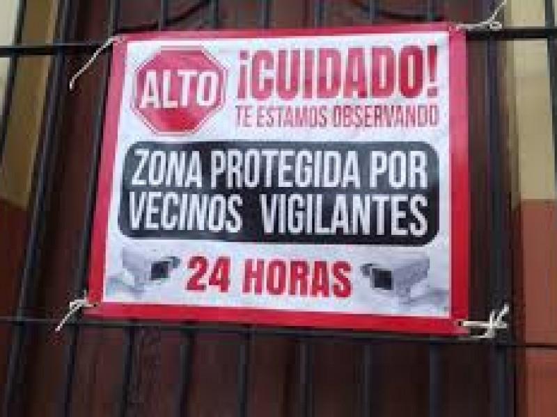 Ciudadanos invierten en su seguridad ante incapacidad de autoridades