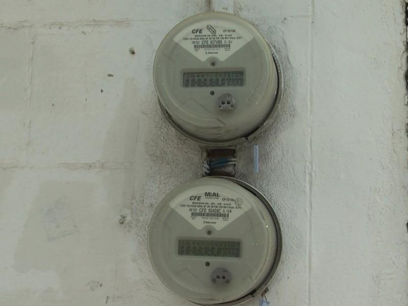 Ciudadanos opinaron sobre los recibos de energía eléctrica