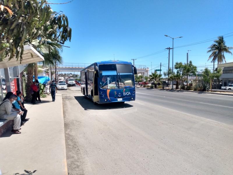 Ciudadanos piden mejorar el transporte público