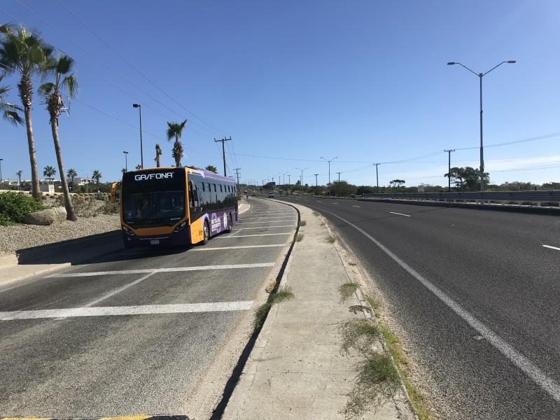 Ciudadanos piden puente peatonal en zona de la Transpeninsular