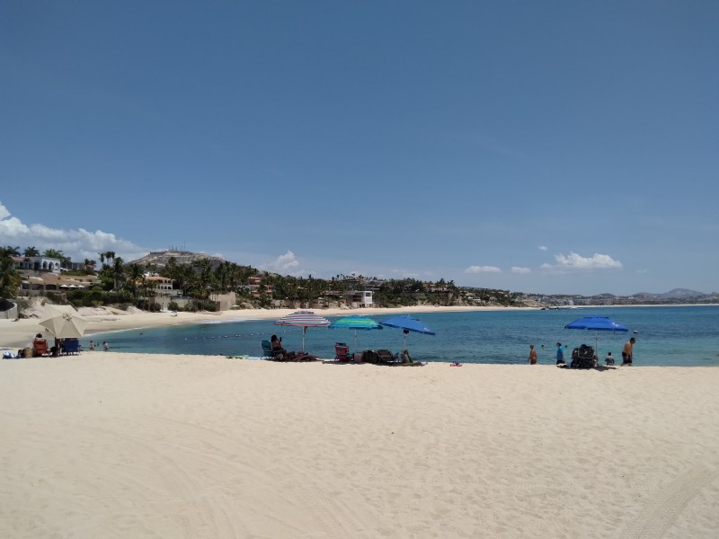 Ciudadanos se niegan a respetar carga máxima en playas