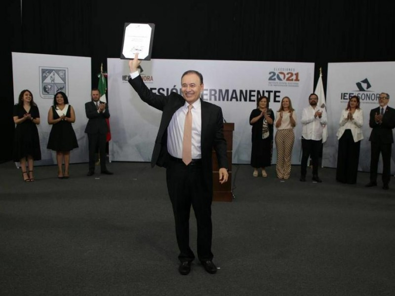 Ciudadanos tienen esperanzas en gobierno de Alfonso Durazo