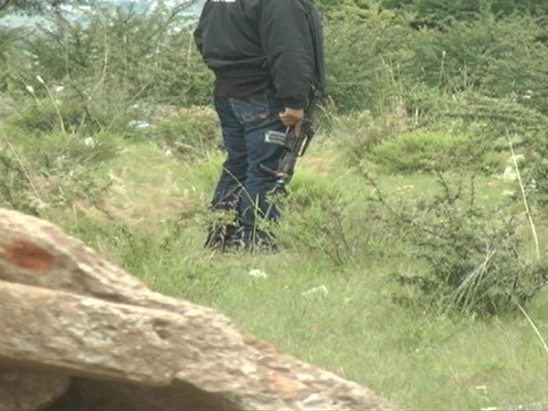 Civiles armados agreden a funcionario en Río Grande