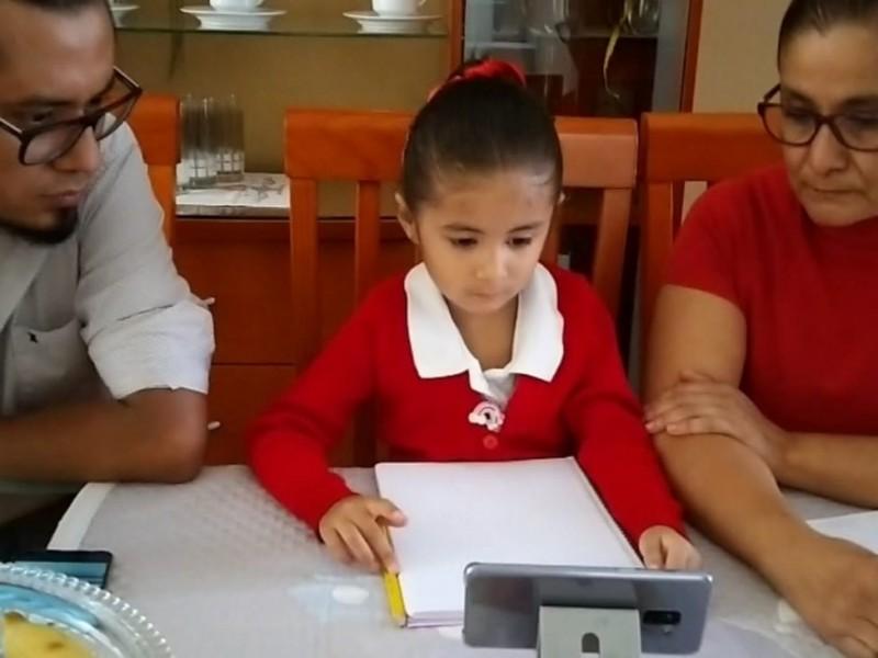 Clases a distancia; el nuevo reto de la educación