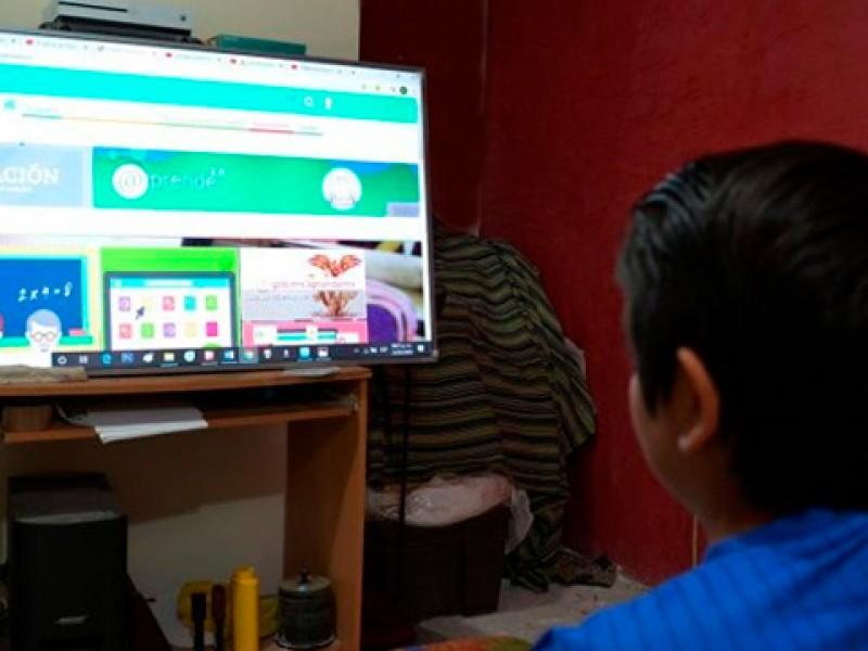 Clases con televisoras, acto de injusticia: Coordinadora Padres de Familia