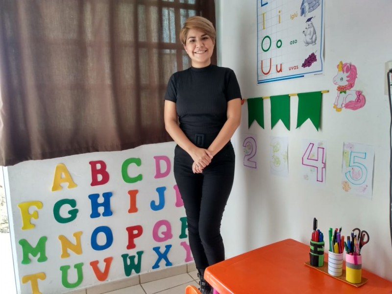 Clases en línea, un reto para  padres y maestros