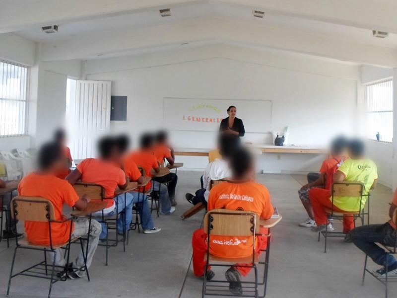 Clausura CECA centro de internamiento por denuncias de abuso físico-sexual