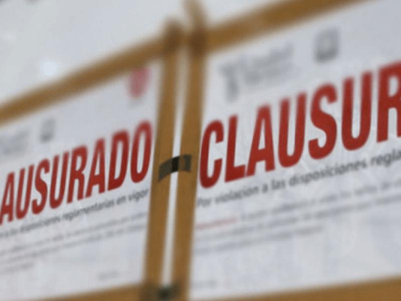 Clausuran 8 establecimientos durante semana santa en Puebla