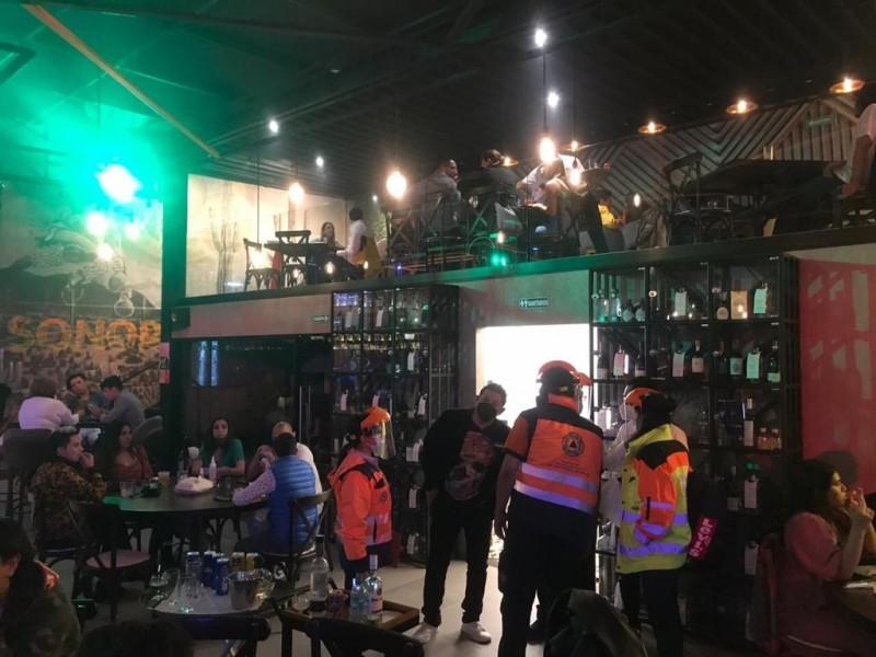 Clausuran a todos los establecimientos visitados ayer en Puebla