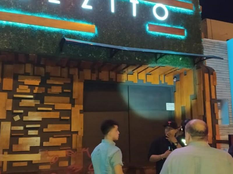 Clausuran bar de Manzanillo inaugurado en plena contingencia por Covid-19